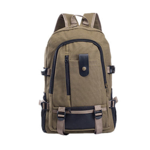 Outdoor sports fitness Gym Bags canvas large capacity men's shoulder backpack  travel backpacks college bag Free Shipping Sale - Growing Kids