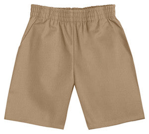 Unisex Pull-on Shorts - Growing Kids