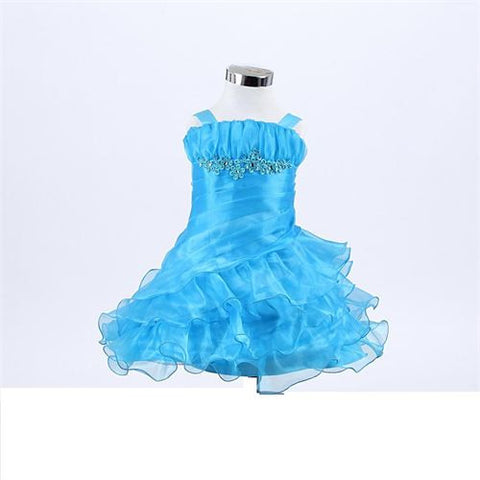 FK8080  Turquoise Dress - Growing Kids