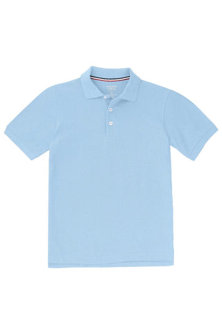 Aaseef -  OMS- Unisex Short Sleeve Pique Polo - Growing Kids