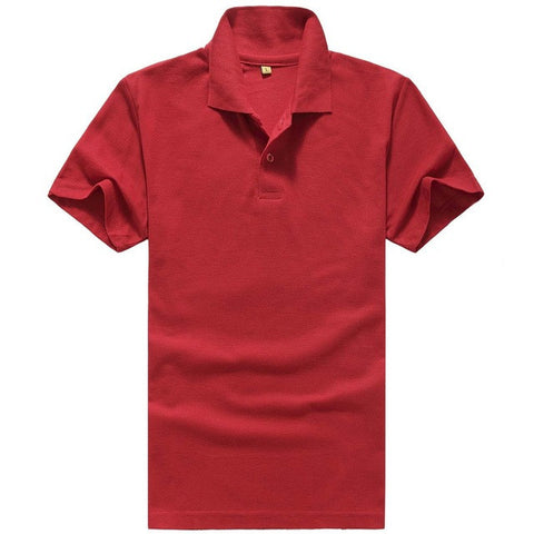 Short Sleeve Polo Shirt - Growing Kids