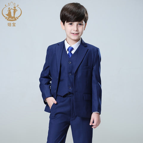 OB- Nimble Suit for Boy Formal Boys Suits for Weddings Terno Infantil Costume Enfant Garcon Mariage Baby Boy Suit Disfraz Infantil - Growing Kids