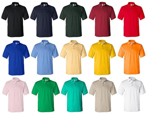 Unisex Short Sleeve Polo - Growing Kids