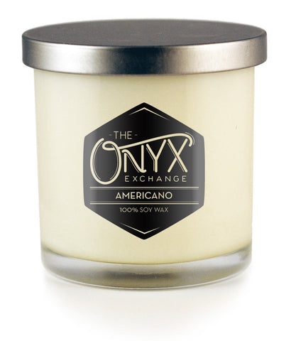 Americano Lux Candle - Onyx Exchange