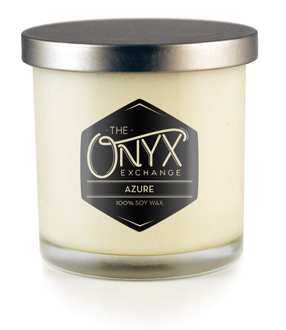 Azure Lux Candle - Onyx Exchange