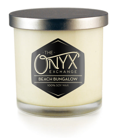 Beach Bungalow Lux Candle - Onyx Exchange