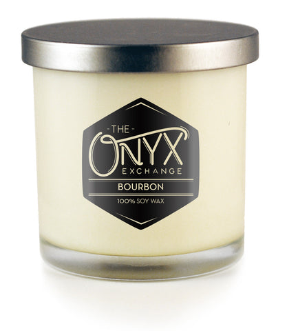 Bourbon Lux Candle - Onyx Exchange