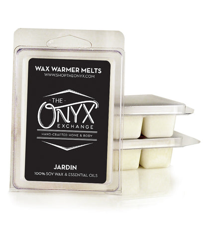 Jardin - Essential Oil Wax Tarts - Onyx Exchange
