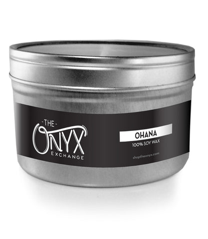Ohana Travel Tin Candle - Onyx Exchange