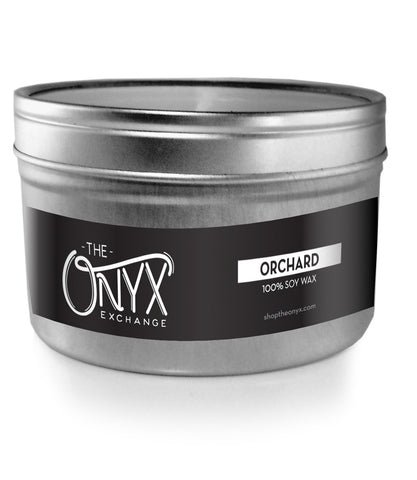 Orchard Travel Tin Candle - Onyx Exchange