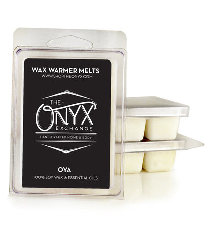 Oya - Essential Oil Wax Tarts - Onyx Exchange