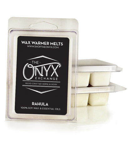 Rahula - Essential Oil Wax Tarts - Onyx Exchange