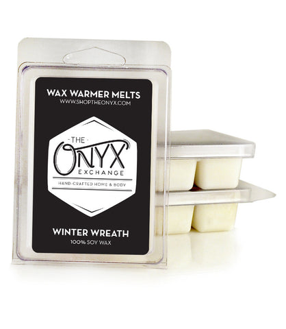 Winter Wreath Wax Tarts - Onyx Exchange