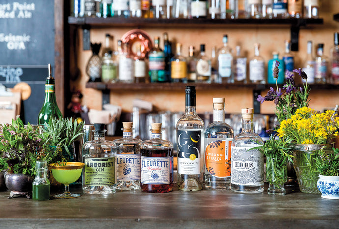 The Alchemy of Gin