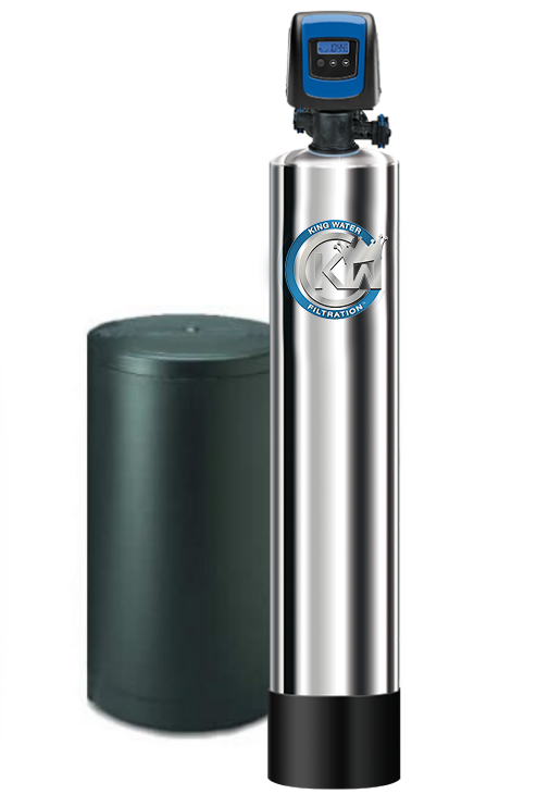 "The 7-Stage ""Aqua-Tech Hybrid Series"" Filtration & Softening System"