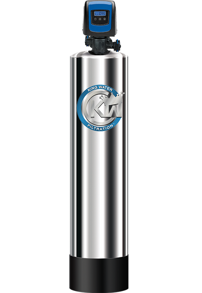 "The 6-Stage ""Platinum Series"" Salt-Free Filtration and Conditioning System"