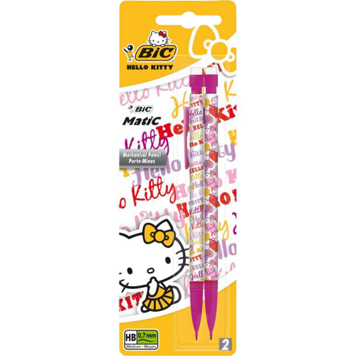 Laps Bic Matic Hello Kitty 2 cope
