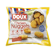Chicken Nuggets Doux 500 gr -20grade