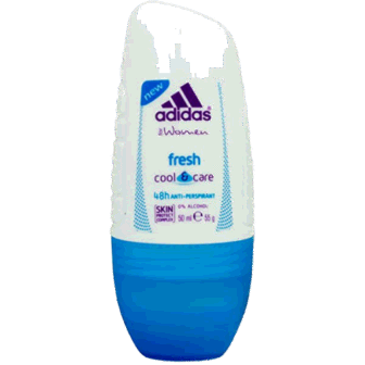 Antidjerse Roll On Per Femra Adidas Fresh 50ml