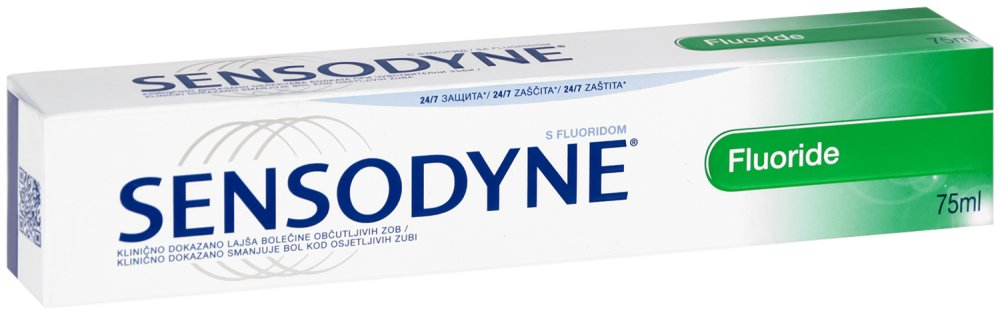 Paste Dhembesh SENSODYNE Fluorid 75ml