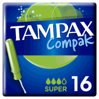 Tampona Tampax Duo Super 16cope