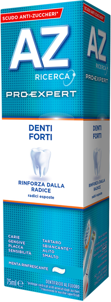 Paste Dhembesh AZ Pro-Expert Strong Teeth 75ml