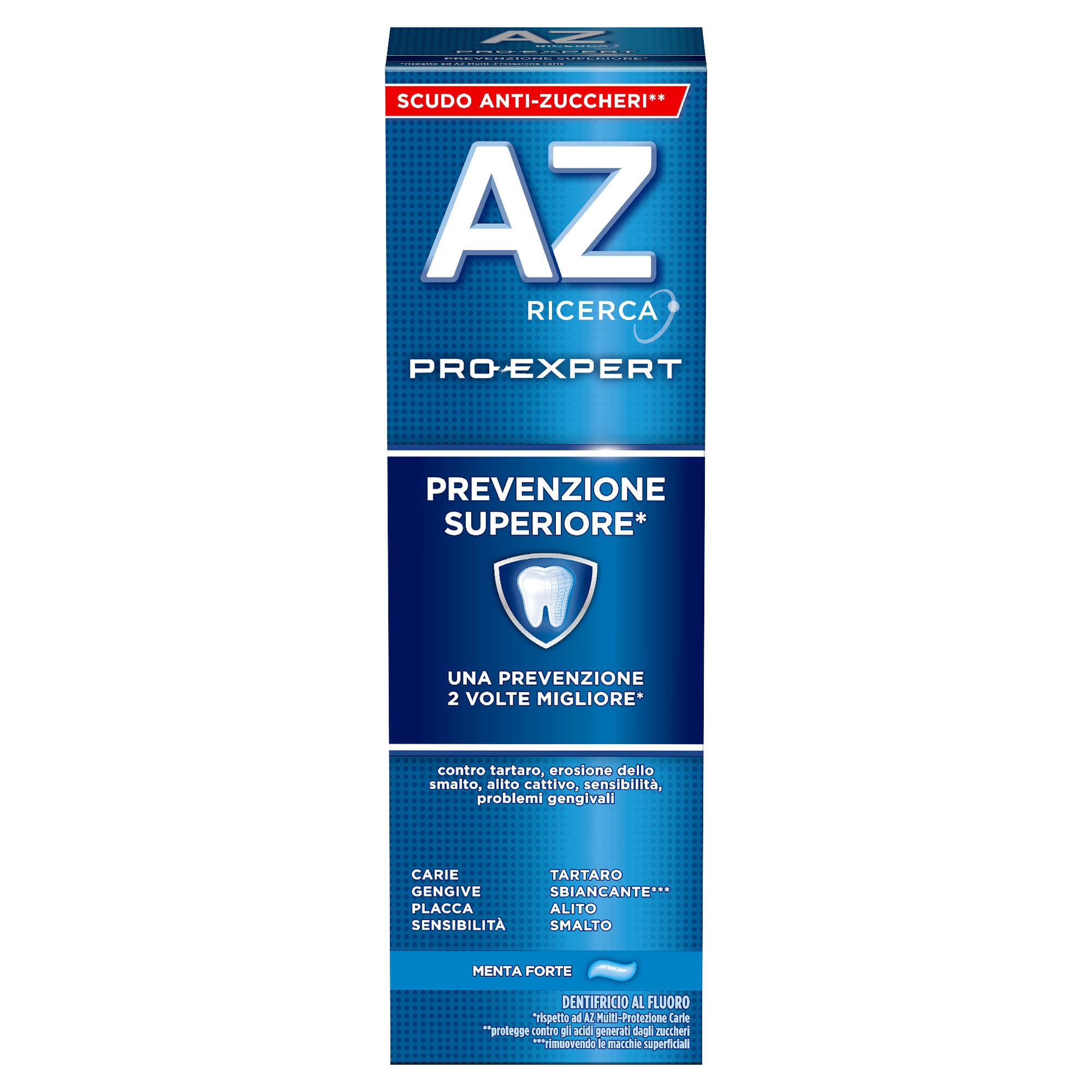 Paste Dhembesh AZ Pro-Expert Superior Prevention 75ml