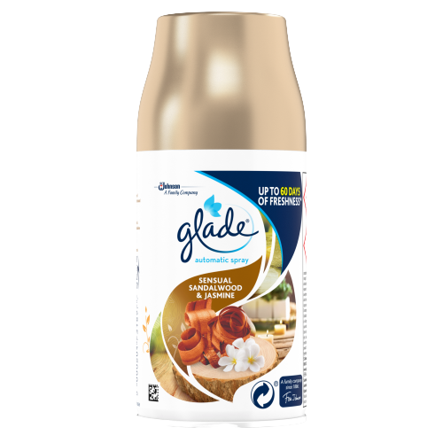 Aromatik Glade Automatic Rimbushes BALI 269ml