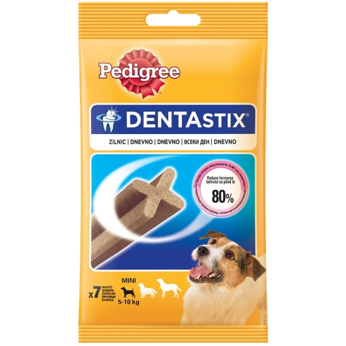 Ushqim Qeni Pedigree Denta Stix Small 110g