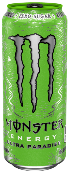 Pije Energjike Monster Green 500ml