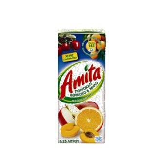 Leng Frutash Amita Multivitamin 250ml