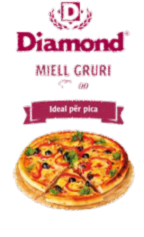 Miell per Pizza Diamond 1kg