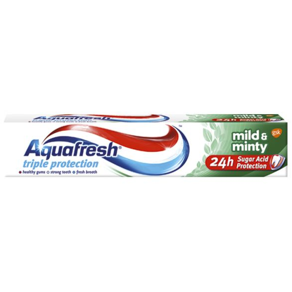 Paste Dhembesh AQUAFRESH Mild&Minty 75ml