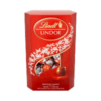 Cokollate Lindt Lindor box 200g