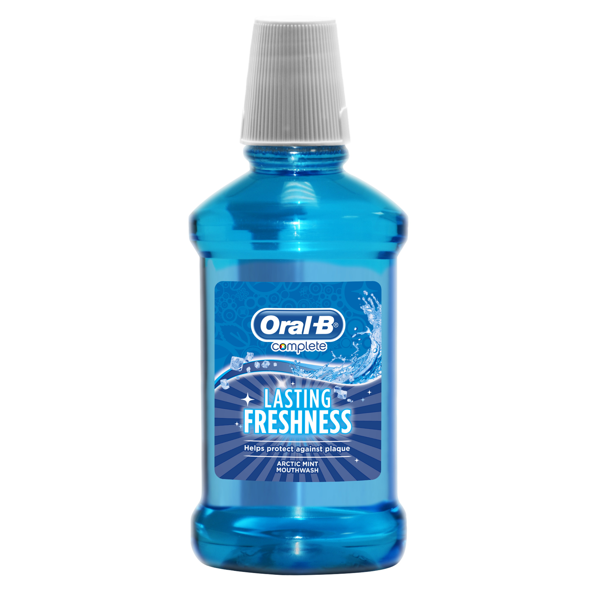 Shpelares Goje ORAL-B Complete Artic Mint 250ml