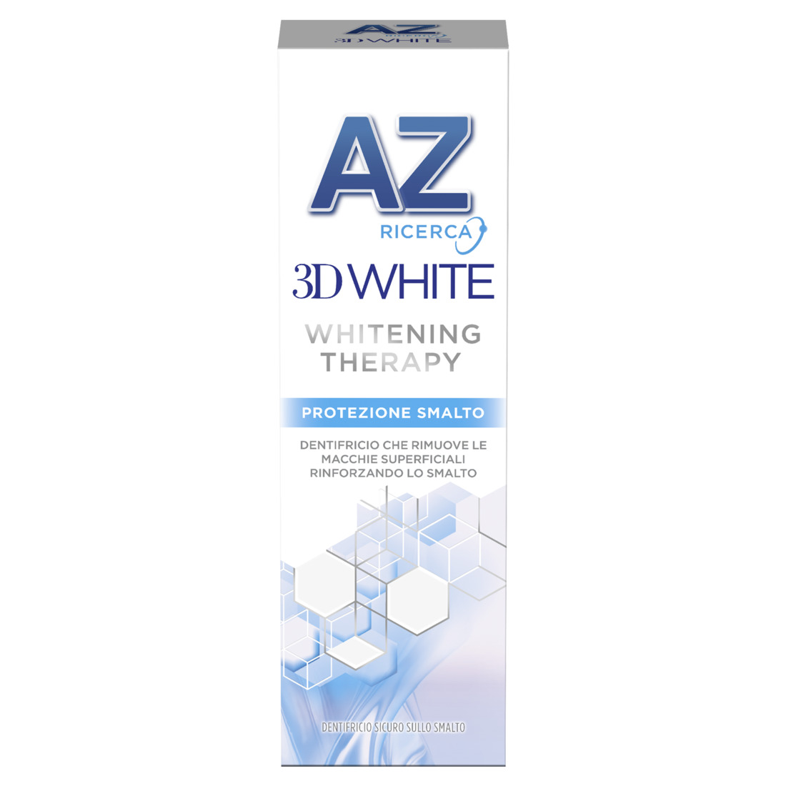 Paste Dhembesh AZ 3D White Whitening Therapy Protezione Smalto 75ml