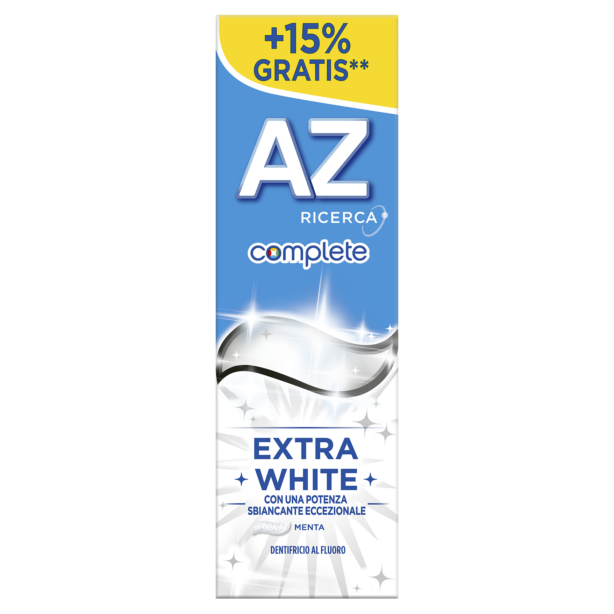 Paste Dhembesh AZ Complete Extra White 65ml+10ml
