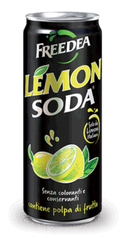 Pije Freskuese Lemon Soda 330ml