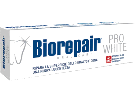 Paste Dhembesh BIOREPAIR Pro White 75ml
