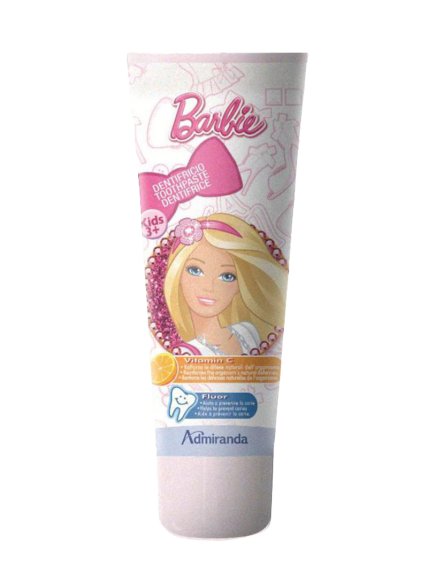 Paste Dhembesh Per Femije Barbie 75ml
