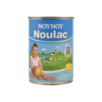 Qumesht Bebe NoyNoy Noulac Blue 400gr