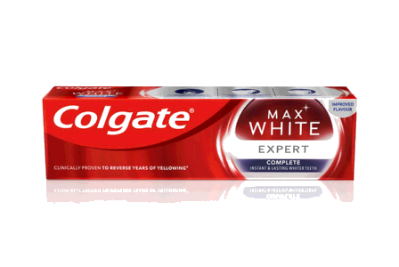 Paste Dhembesh COLGATE Max White Expert Complete 75 ml