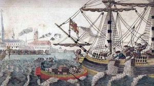 Looting, Vandalism, and the Boston Tea Party