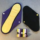 Non Binary Pride Reusable Pads
