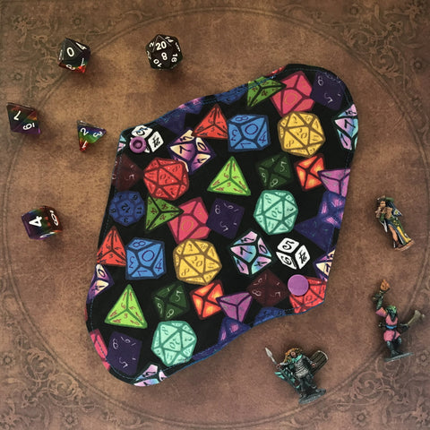 Dice Reusable Pads