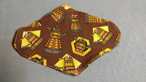 Dr Who Daleks Reusable Pads