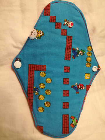 Super Mario Reusable Pads