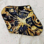 Dr Who Exploding Tardis Reusable Pads
