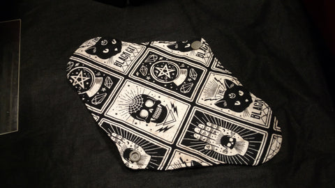 Witchy Cards Reusable Pads