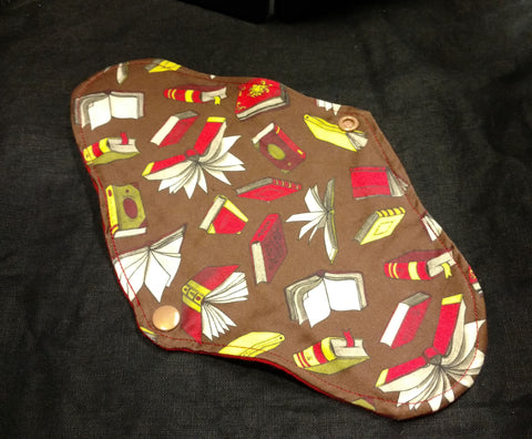 Books Reusable Pads